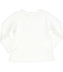 Birba - Camiseta beige para bebé