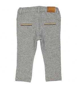 Birba - Pantalón gris para bebé