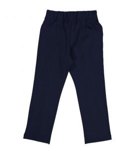 Trybeyond - Leggings azul marino lentejuelas para niña