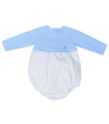 Granlei - Pelele celeste para bebé