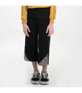 PEOPLE - Pantalón negro para niña