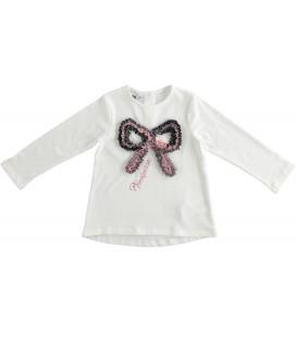 iDo by Miniconf - Camiseta beige para niña