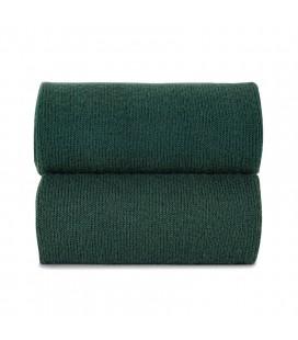 Cóndor - Calcetines altos básicos punto liso - Verde botella