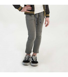 PEOPLE - Pantalón gris claro para niña