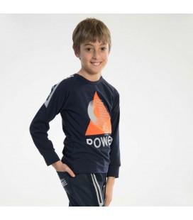 PEOPLE - Camiseta marino para niño