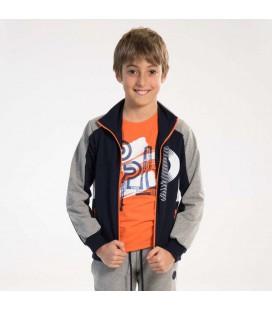 PEOPLE - Camiseta naranja para niño