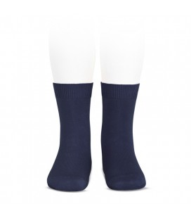 Cóndor - Calcetines básicos punto liso - Marino