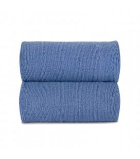 Cóndor - Calcetines básicos punto liso - Azul francia