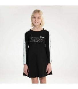 PEOPLE - Vestido algodón para niña