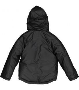 Trybeyond - Parka negra para niño