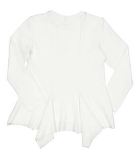 Trybeyond - Camiseta blanca para niña