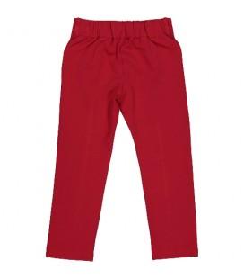 Trybeyond - Pantalones rojos para niña