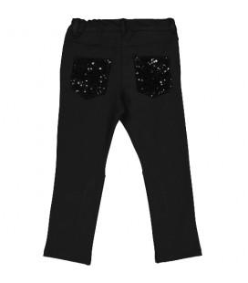 Trybeyond - Pantalón negro para niña