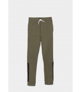 Tiffosi - Pantalones Tommy verdes para niño