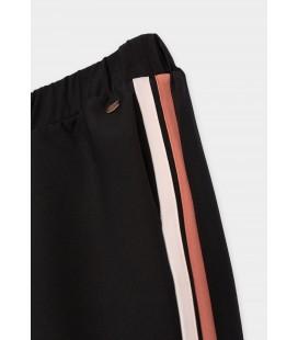 Tiffosi - Pantalones Cranberry negros para niña