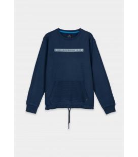 Tiffosi - Sudadera Tokio_1 azul marino para niño