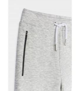 Tiffosi - Pantalones Moccie gris para niña