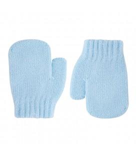 Cóndor - Manoplas con dedo - Azul bebé