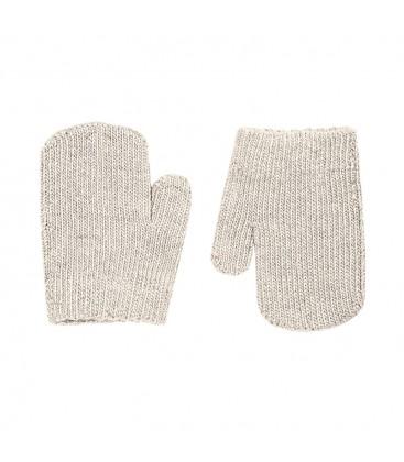 Manoplas con dedo de Cóndor - Lino