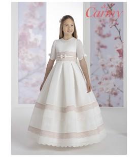 Carmy - Vestido clásico de primera comunión
