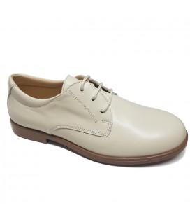 Yowas - Zapato clásico pull beige