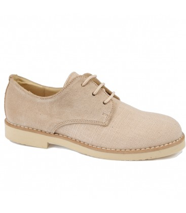 Yowas - Zapato beige para niño