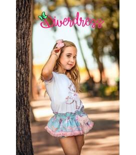 Diverdress - Conjunto Ballerina para niña