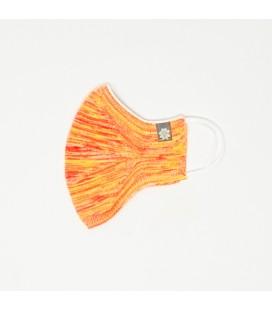 Mantuki - Mascarilla higiénica reutilizable streetwear fluor