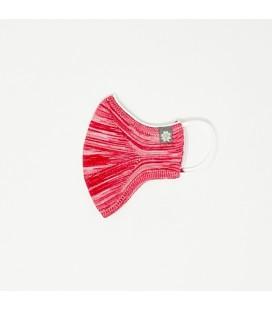 Mantuki - Mascarilla higiénica reutilizable streetwear fucsia