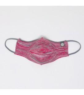 Mantuki - Mascarilla higiénica reutilizable streetwear rosa