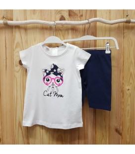 iDo by Miniconf - Conjunto gato para niña