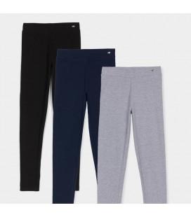 Tiffosi - Pack 3 leggings Denizal para niña