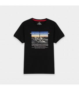 Tiffosi - Camiseta Ash para niño