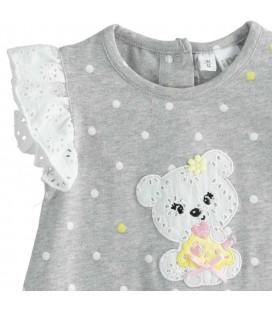 iDo by Miniconf - Pelele gris para bebé