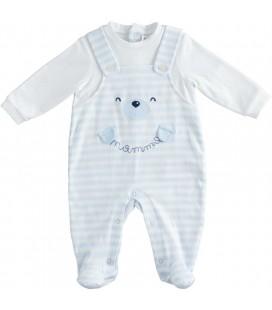 iDo by Miniconf - Pelele celeste para bebé
