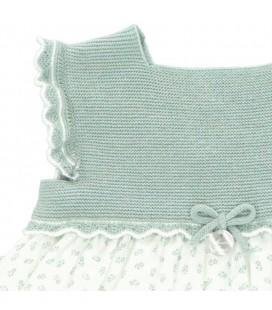 Martín Aranda - Vestido Green para bebé