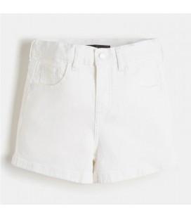 Guess - Shorts negros para niña