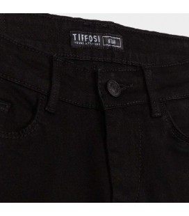 Tiffosi - Pantalones vaqueros negros Noah_3 para niño