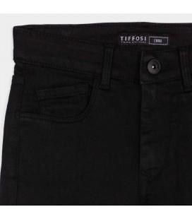 Tiffosi - Pantalones Emma_119 negros para niña