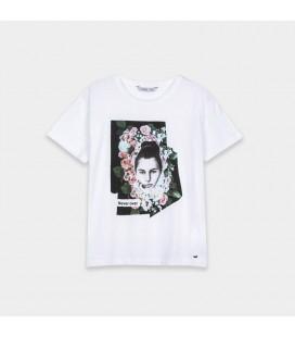 Tiffosi - Camiseta Lana para niña