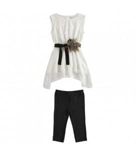 iDo by Miniconf - Conjunto legging y camiseta para niña