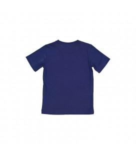 Trybeyond - Camiseta azul marino para niño