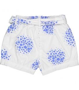 Birba - Shorts blancos para bebé