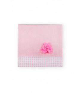 SARDON - Toalla Flores rosa