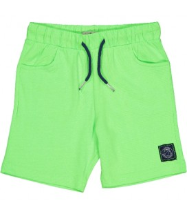 Trybeyond - Bermuda verde para niño