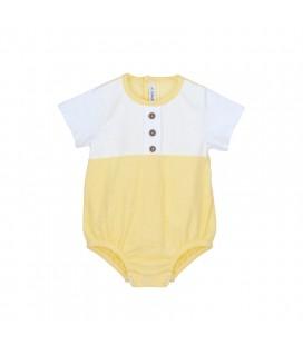 Calamaro Baby - Pelele corto Baler para bebé