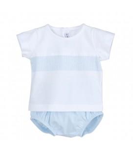 Calamaro Baby - Conjunto pololo Aniar para bebé