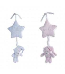 Gamberritos - Muñeco musical azul o rosa