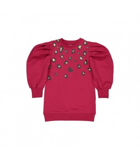 Trybeyond - Vestido cereza para niña