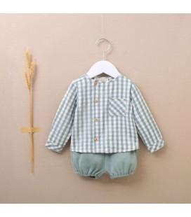Dadati - Conjunto cuadros para bebé colección Jardín